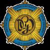 Vereinslogo der Deutschen Gesellschaft für Ordenskunde