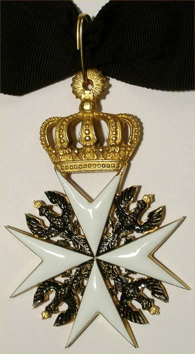 Auszeichnung Liborius Orden Selbstlos St