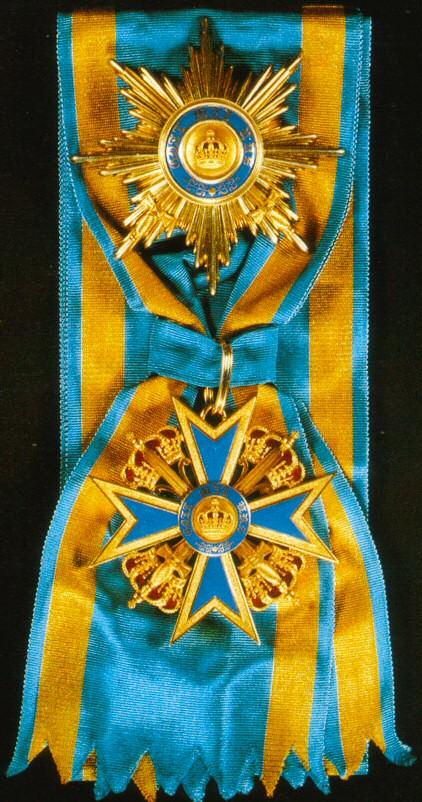 General der Infanterie Konrad Ernst von Gossler • Virtuelles Ordensmuseum