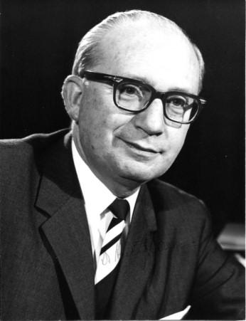 Dr. rer. pol. Karl Branner 1969