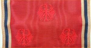 Schulterband zum Großkreuz in besonderer Ausführung (Kohl)