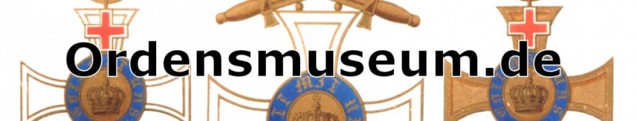 Virtuelles Ordensmuseum
