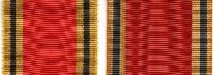 Links: Band der Damenschleife - 40 mm Rechts: Halsband - 45 mm