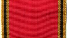 Schulterband zum Großen Verdienstkreuz in der Damenausführung - 60 mm